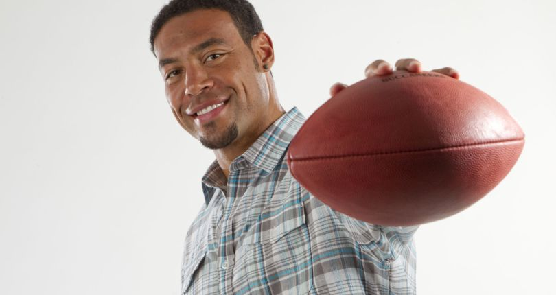 Bucs' Vincent Jackson: wide receiver, businessman